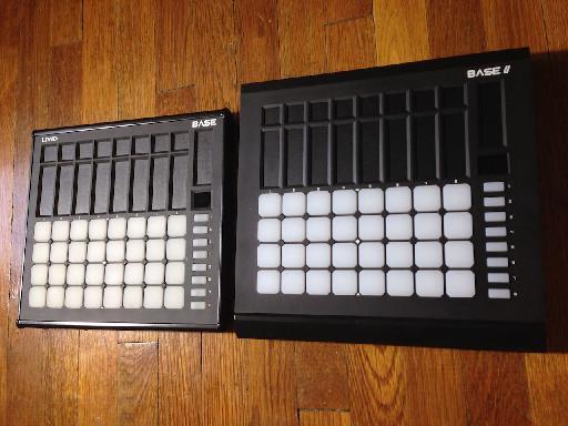 Livid Instruments BASE vs BASE II.