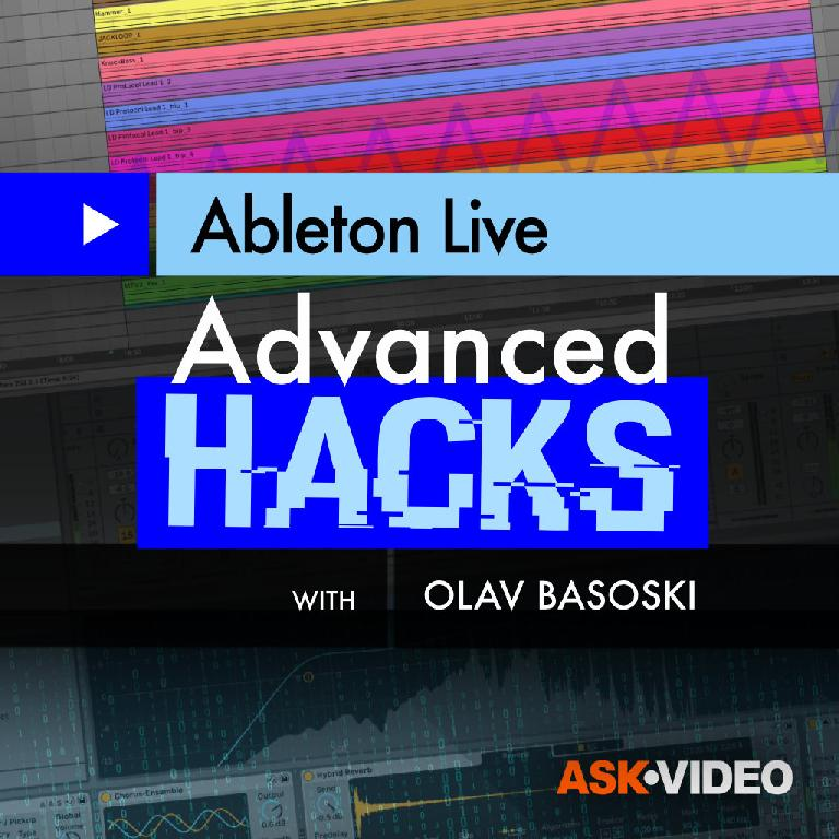 AskVideo Ableton Live Advanced Hacks course