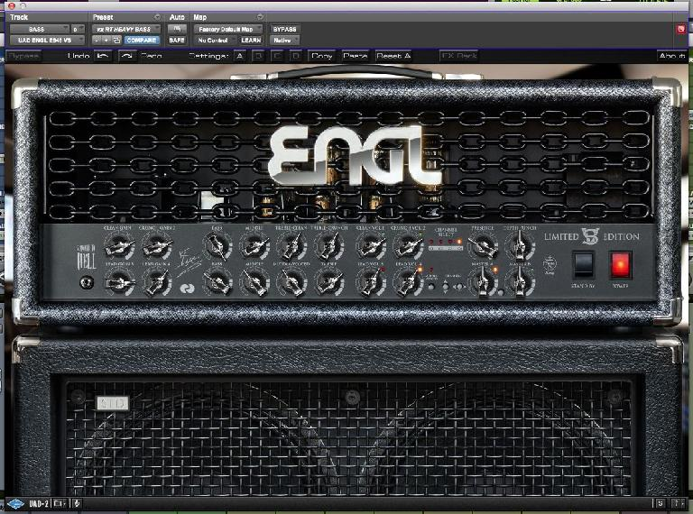 The Universal Audio Engl E 646 VS
