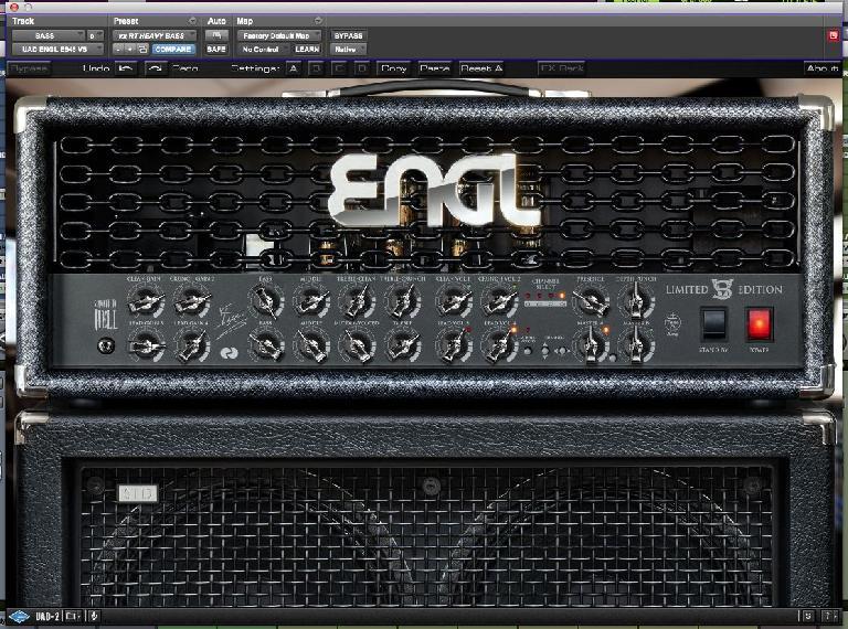 The Universal Audio Engl E 646 VS