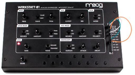 Moog Werkstatt-Ø1