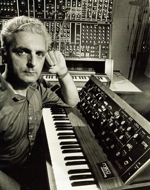 Hands off my MiniMoog!