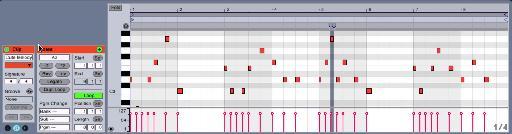 MIDI Clip Preview, 1