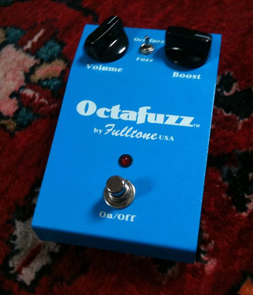 The Octafuzz.