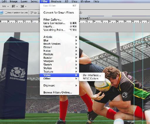 NTSC Filter