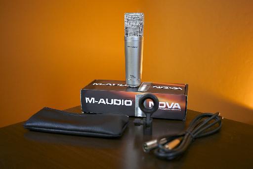 M-Audio Unboxing