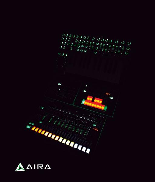 Roland AIRA series - Either we're being teased silly or someone forgot to turn on the lights...