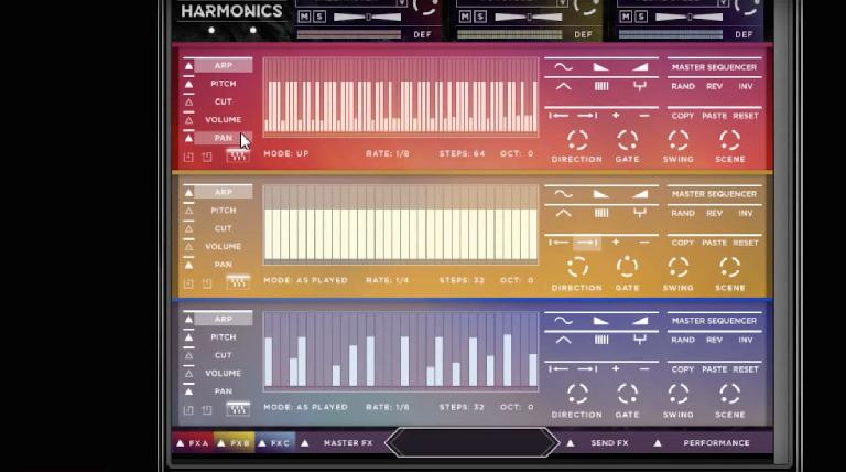 The interface of Fluid Harmonics