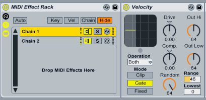 MIDI Effects Chain 01