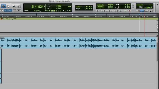 Tap Tempo - Click in the tempo box, then tap your 'T' key.