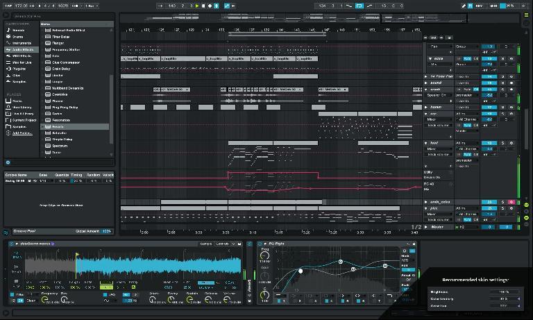 Ableton Live 9 skin