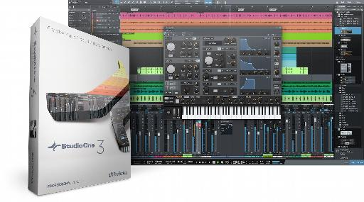 PreSonus Studio One V3.
