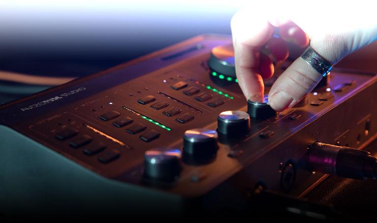 AudioFuse Studio Desktop Audio Interface