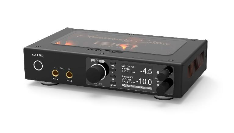 RME ADI-2 Pro headphone amp and AD/DA converter