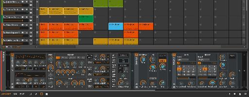 Bitwig Studio is a modulation paradise!