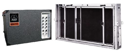 Fig 1 Some mechanical reverb devices: classic Spring (L) & Plate (R) reverbs