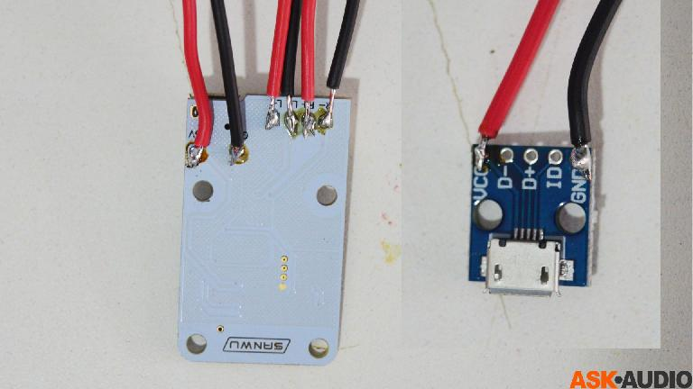 Bluetooth breakout soldering