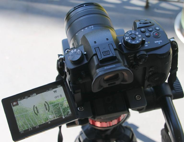 Every camera needs a flip-out screen