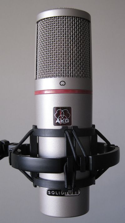 Figure 2. The AKG SolidTube (Discontinued)