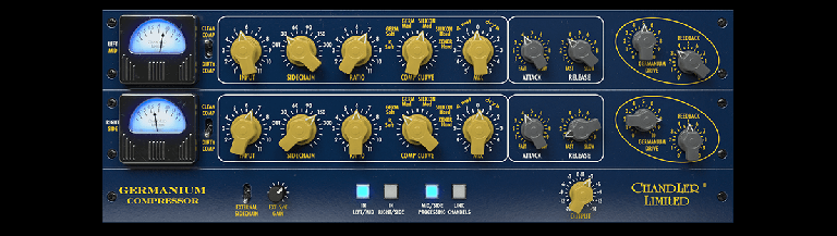 Softube Chandler compressor plugin