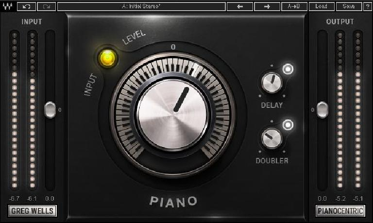 Greg Wells PianoCentric plugin