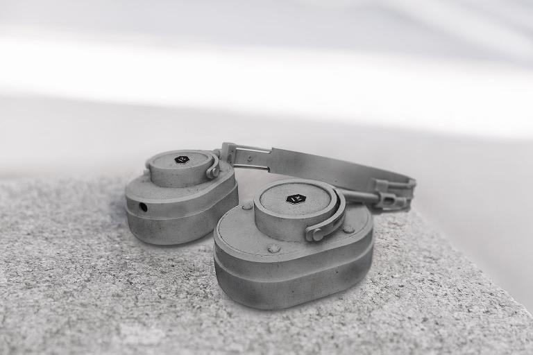 Master & Dynamic MH40C1 Concrete Headphones