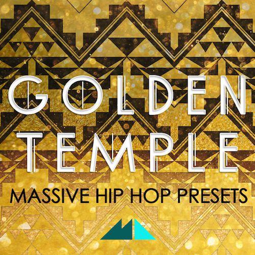 ModeAudio Golden Temple - Hip Hop presets for Massive picture.