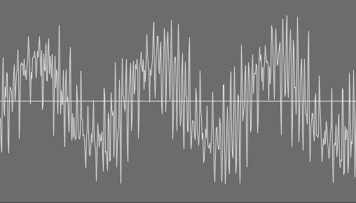 FIGURE 7: A very complex waveshape made on the ES-2 synth plugin (Logic).
