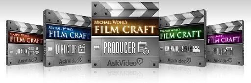 macProVideo & AskVideo Film Craft Series is here!