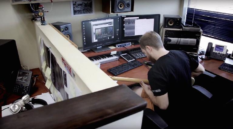 Behind the scenes at Waves Audio