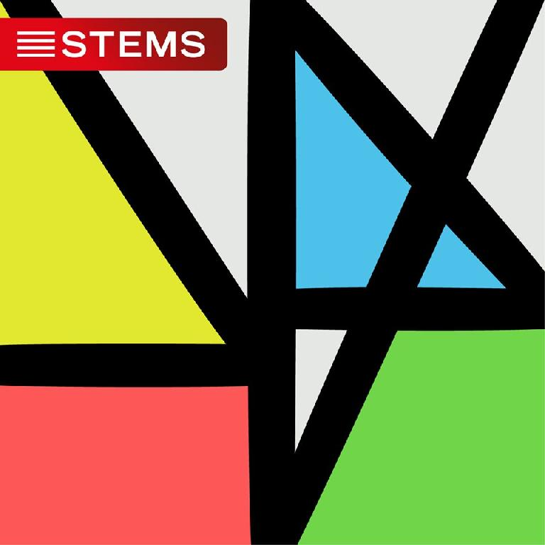 New Order's latest single has been released in the STEMS format.