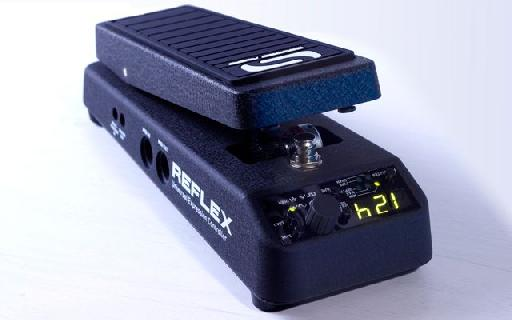 Source Audio The Reflex Universal Expression Controller.