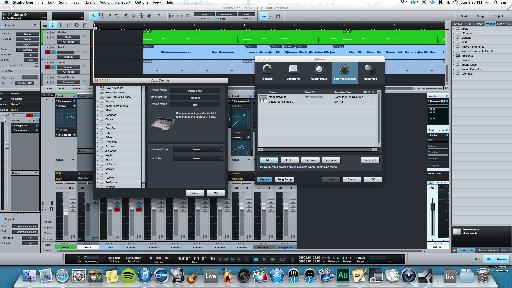 Mixing With Hardware - Adding just about any type of midi controller is quick and easy in Studio One.