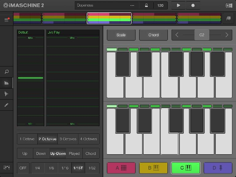 iMaschine 2 has some significant upgrades from version 1.