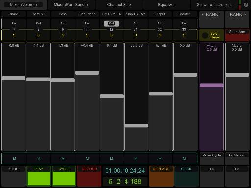 TouchOSC: Probably the Best Logic Controller for the iPad. Probably...