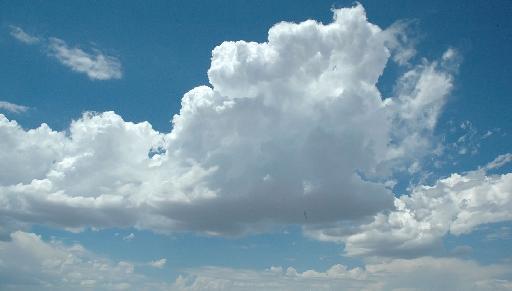 Sky image.