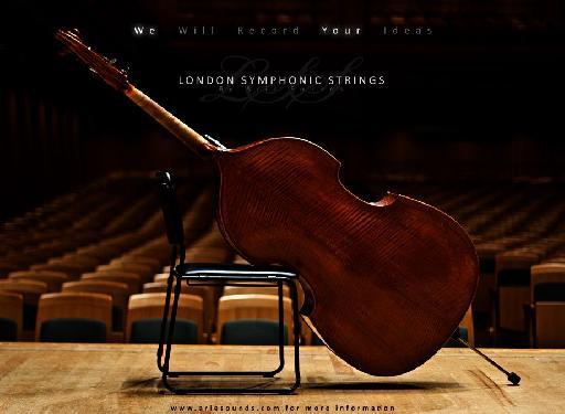 Aria Sounds London Symphonic Strings.