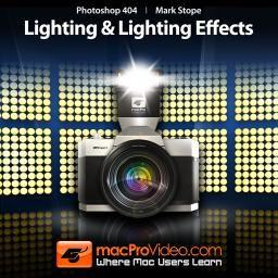 Photoshop CS5 404 - Lighting & Light Effects