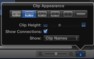 Clip Appearance