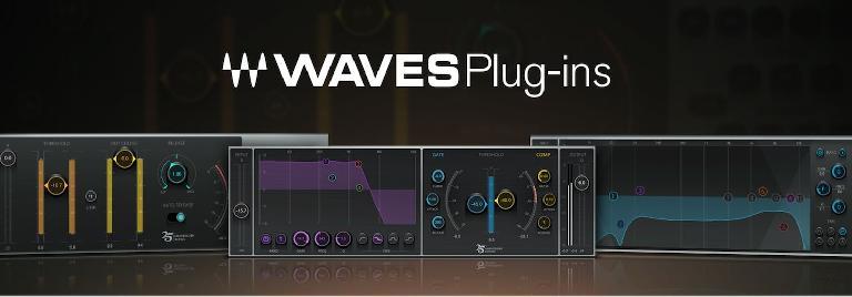 Waves plugins on iPad