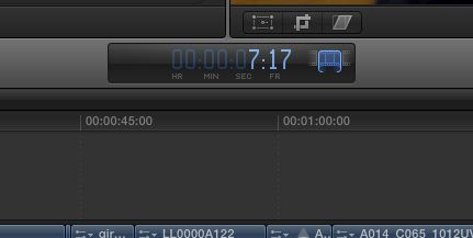 clip duration