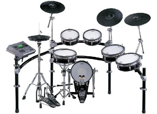 Roland's V-Drums.