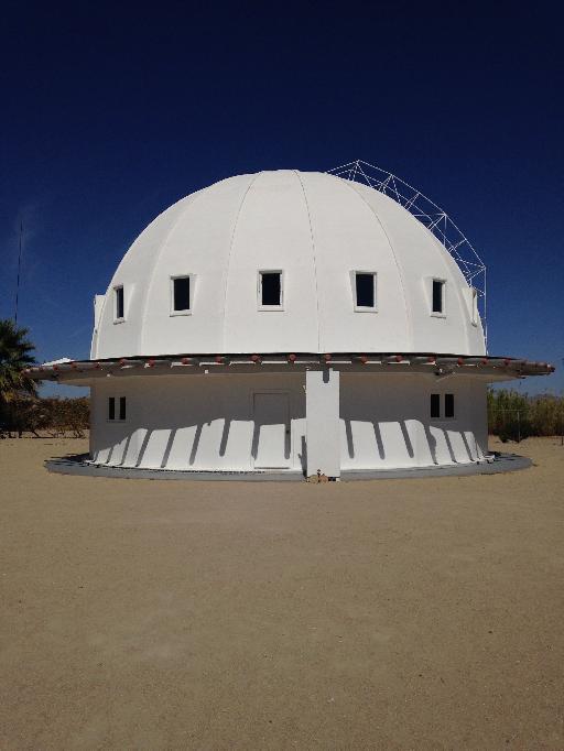 Figure 4 – The Integratron Dome in Landers, CA
