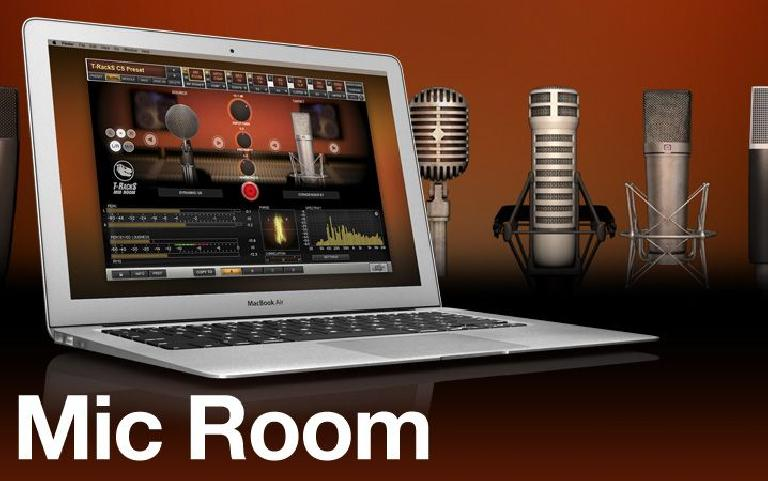 IK Multimedia T-RackS Mic Room