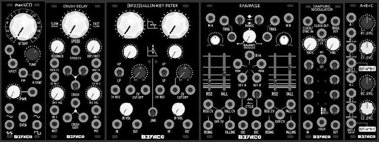 Befaco modules.