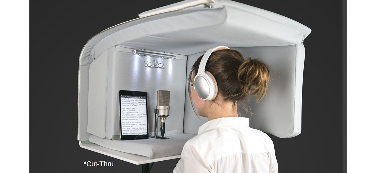 Review: ISOVOX 2 Portable Isolation Recording Booth