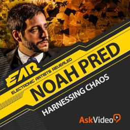 AskVideo EAR 106 - Noah Pred: Harnessing Chaos