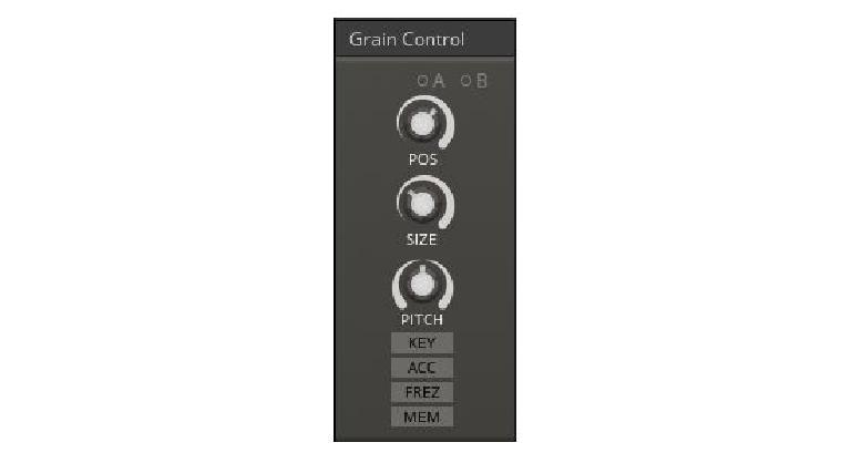 Grain Control