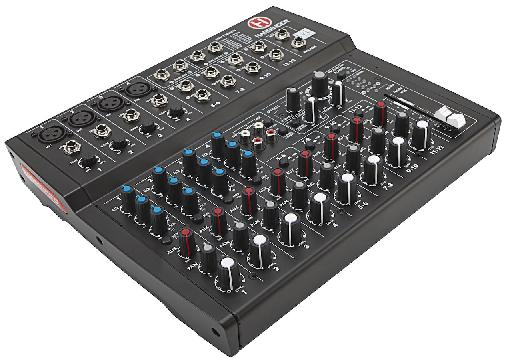 Haringer LvL series mixer.