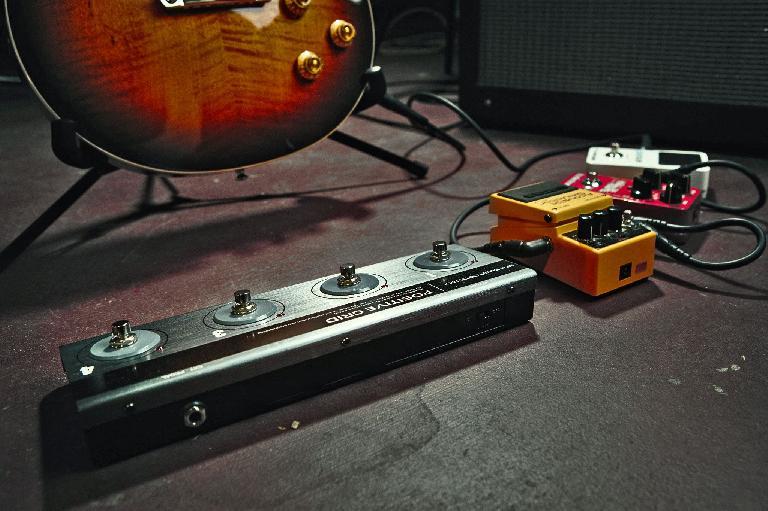 The BT4 MIDI controller.